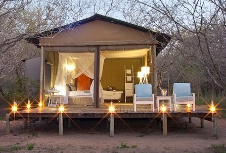 Ngama Tented Camp