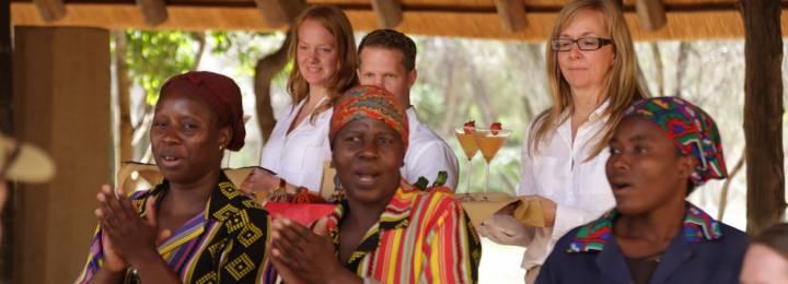 A tour of the Garonga Safari Camp