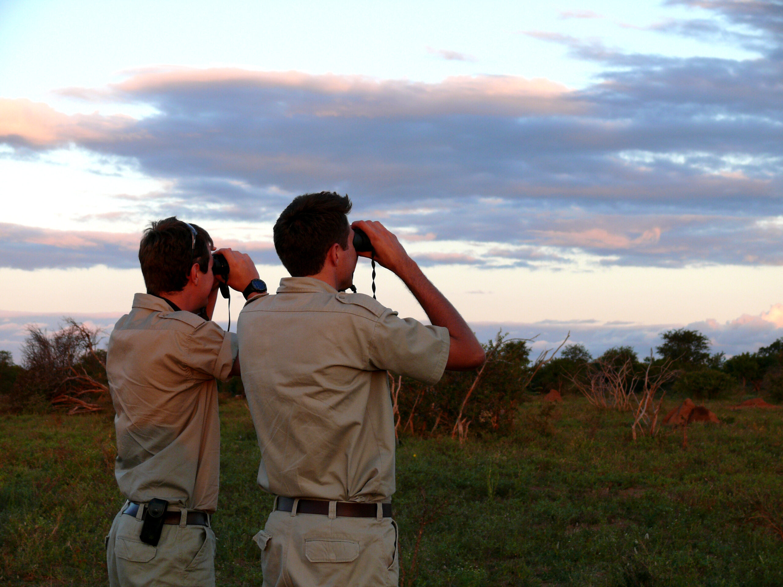Is there a place for Technology on game drives?