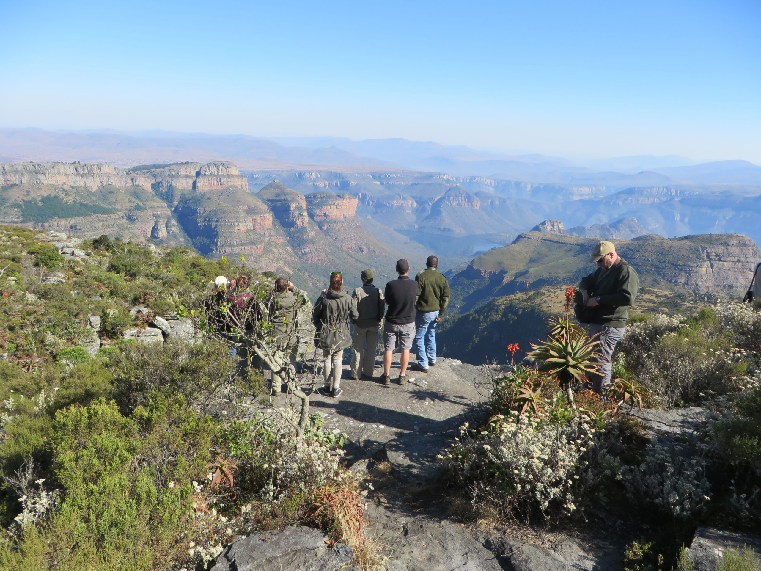 Conservation and Field Guiding