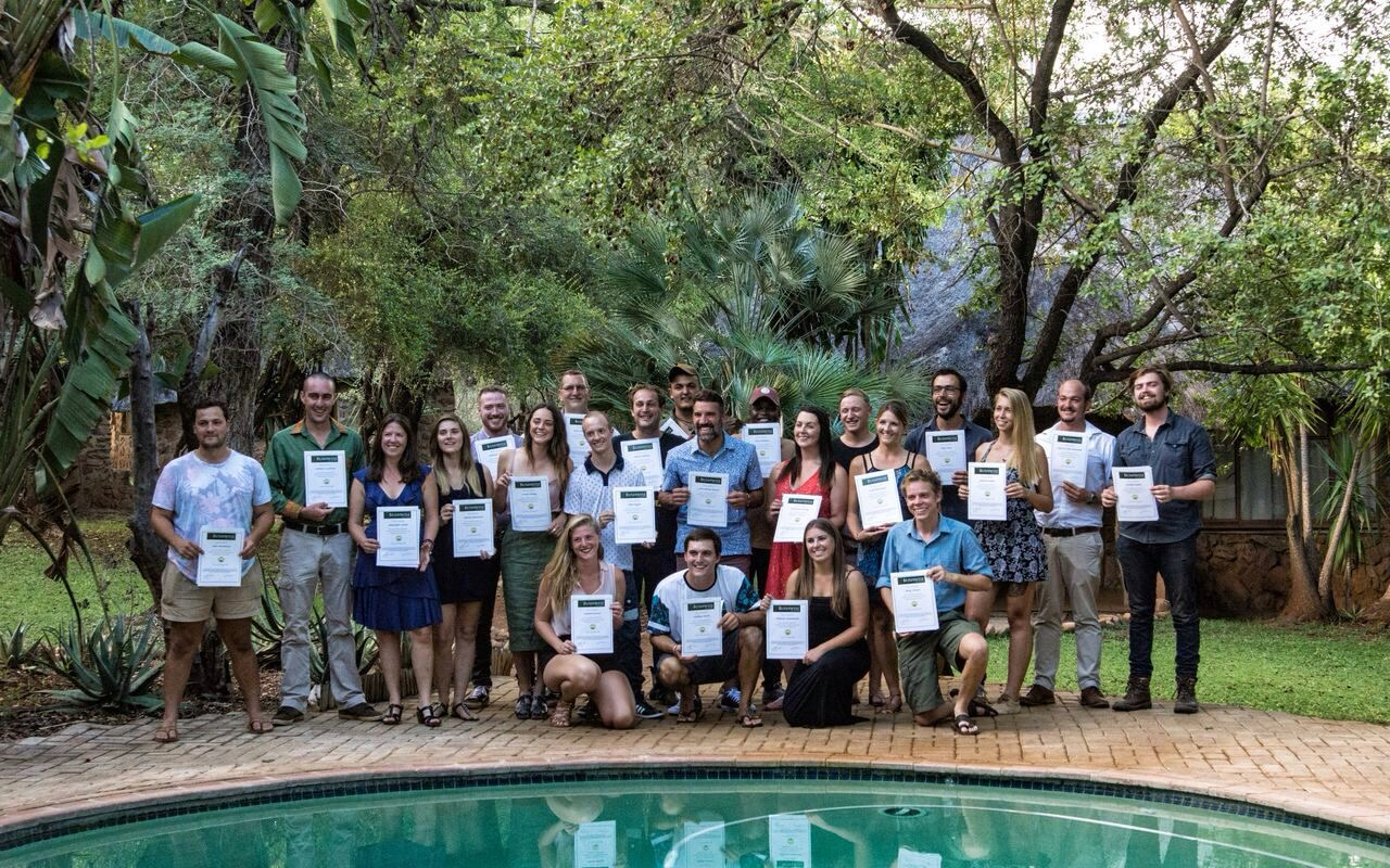 That's a wrap for this Field Guide Course! Class of July 2017