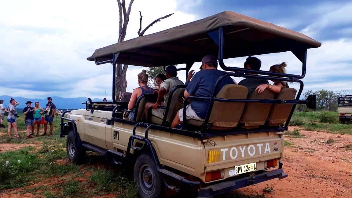 Game drive assessments looming