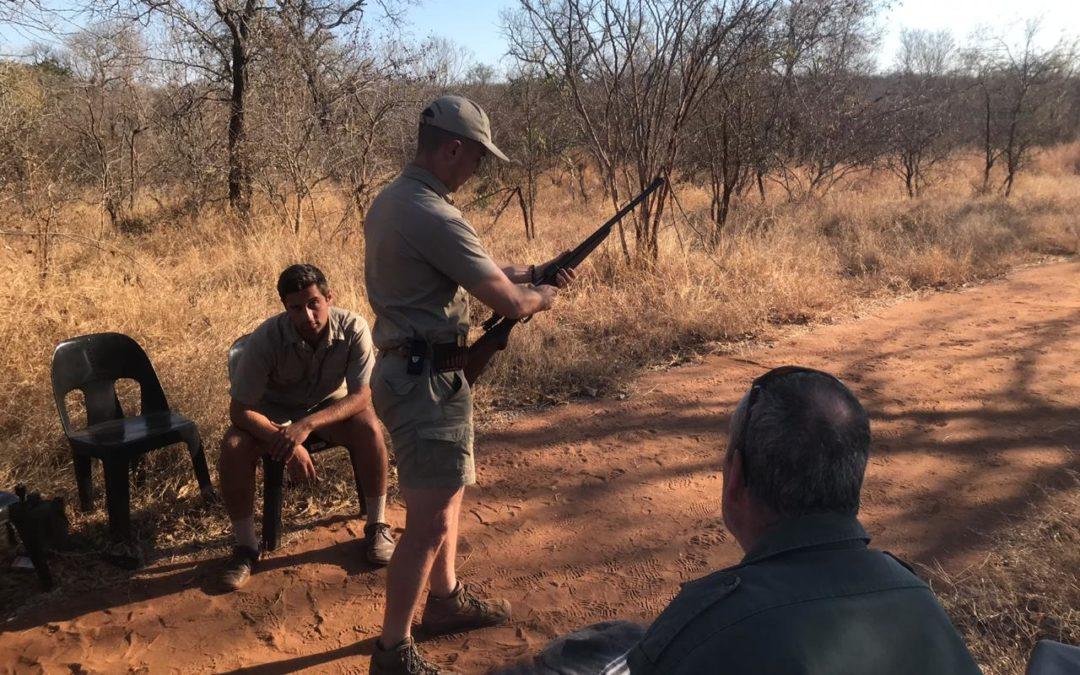 A Week of Rifle Handling