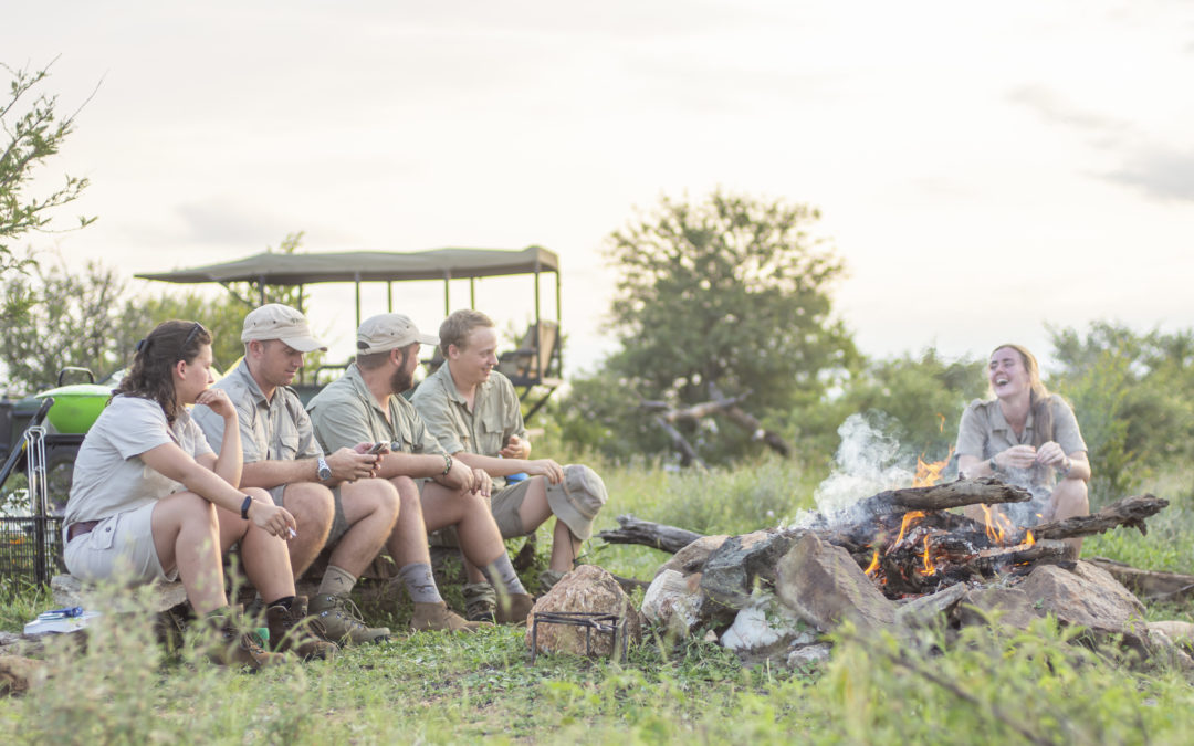 Why a comprehensive, long term Field Guide course is better