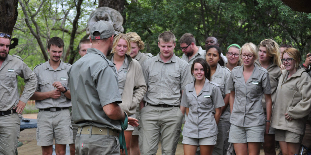 As a student on a Bushwise program, you will assist wildlife rangers in their daily activities in the field.