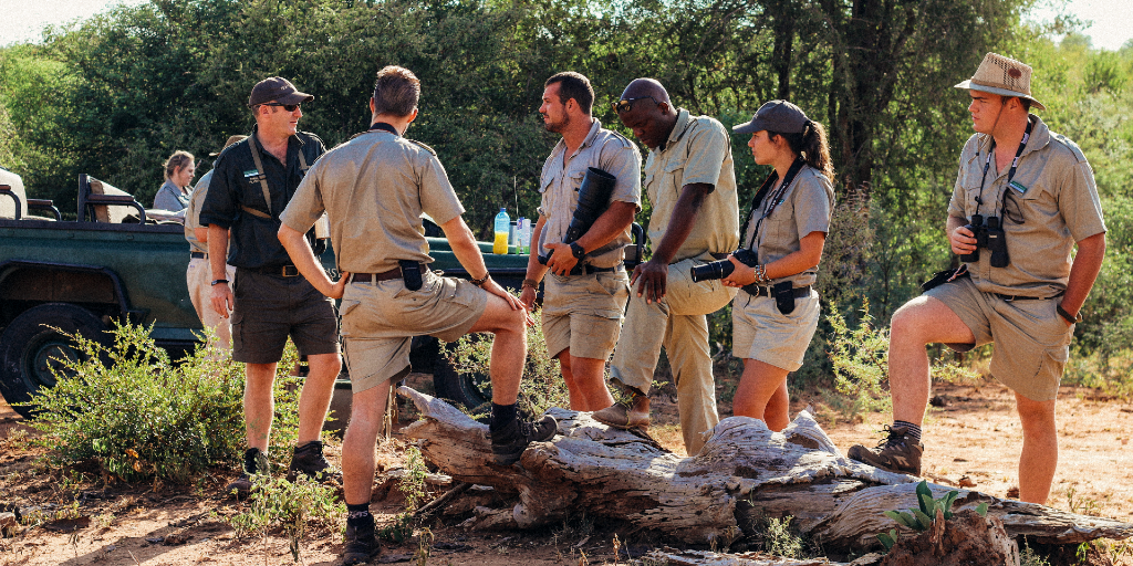 Why becoming a wildlife ranger is made easier when you do a Bushwise FGASA game ranger course