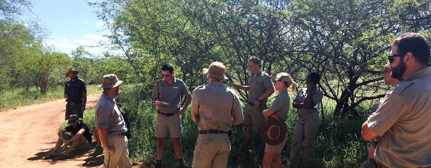 As a Bushwise student you have the opportunity to contribute to rhino conservation.